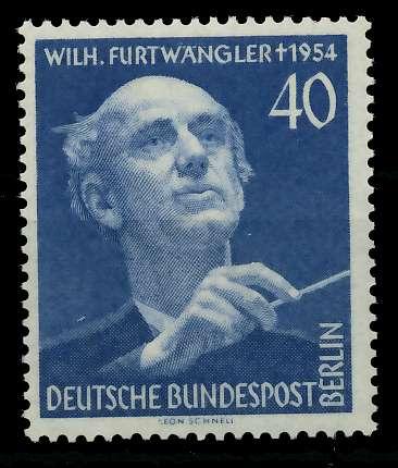 BERLIN 1955 Nr 128 postfrisch 82F03A