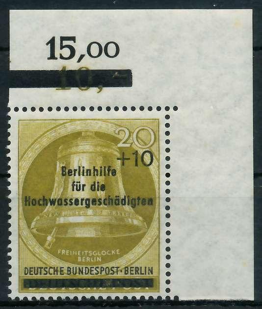 BERLIN 1956 Nr 155 postfrisch 82F082