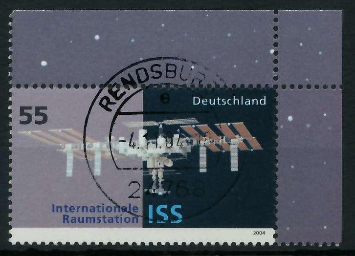 BRD 2004 Nr 2433 zentrisch gestempelt ECKE-ORE 84AB06