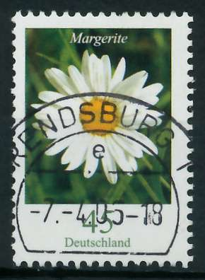 BRD DS BLUMEN Nr 2451 gestempelt 84ACBE