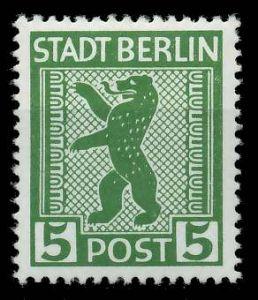 SBZ BERL. BRANDENB. Nr 1AAux postfrisch 80F3B6
