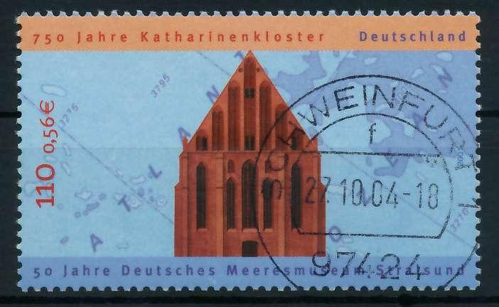 BRD 2001 Nr 2195 ESST zentrisch gestempelt 84D4CA