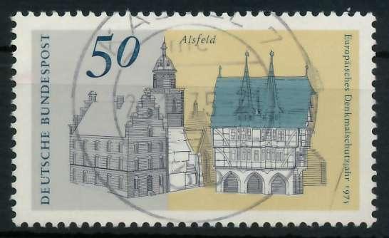 BRD 1975 Nr 860 gestempelt 8511FA