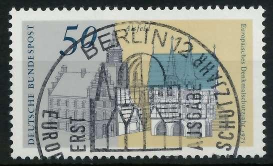 BRD 1975 Nr 860 ESST zentrisch gestempelt 8511FE