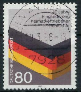 BRD 1985 Nr 1265 zentrisch gestempelt 854802