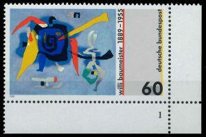 BRD 1989 Nr 1403 postfrisch FORMNUMMER 1 85A82E