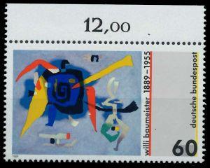 BRD 1989 Nr 1403 postfrisch ORA 85A836
