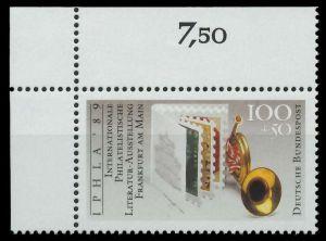 BRD 1989 Nr 1415 postfrisch ECKE-OLI S75D8E2