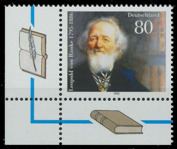 BRD 1995 Nr 1826 postfrisch ECKE-ULI S78791A