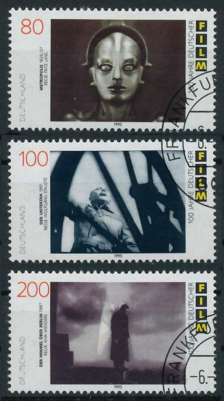 BRD ZUSAMMENDRUCK Nr 1815+1816+1817 gestempelt 3ER STR 86D92A