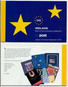 IRLAND MARKENHEFTCHEN Nr MH 0-810 postfrisch S019716