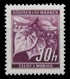BÖHMEN MÄHREN 1939-1940 Nr 24 postfrisch 828886
