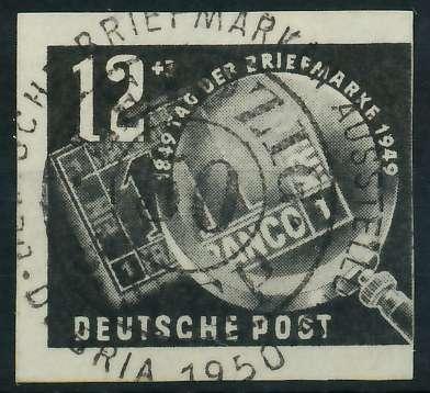 DDR 1950 Nr 271 gestempelt 873826