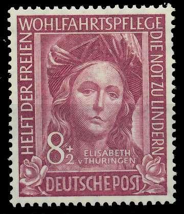 BRD 1949 Nr 117 postfrisch 875BB2