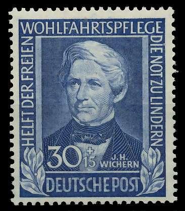 BRD 1949 Nr 120 postfrisch 875BC2