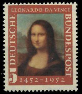 BRD 1952 Nr 148 postfrisch 875BE6