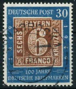 BRD 1949 Nr 115 gestempelt 875C2A