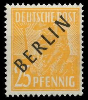 BERLIN 1948 Nr 10 postfrisch gepr. 875E82