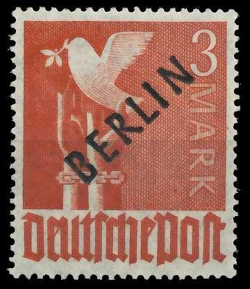 BERLIN 1948 Nr 19 postfrisch gepr. 875E86