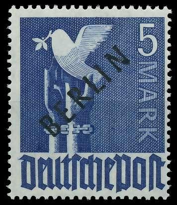 BERLIN 1948 Nr 20 postfrisch gepr. 875E8A