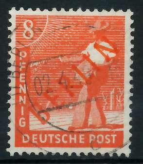 BERLIN 1949 Nr 23 gestempelt 875E9A