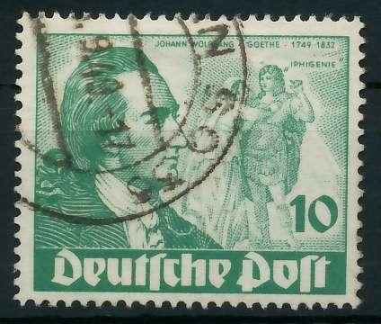 BERLIN 1949 Nr 61 gestempelt 875EBA