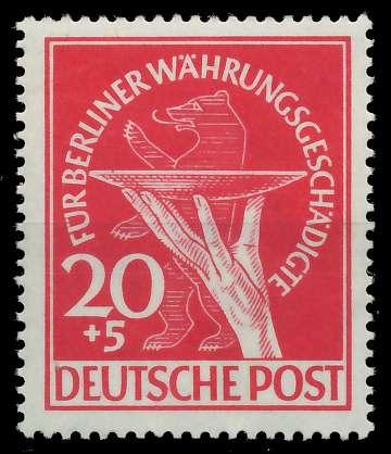 BERLIN 1949 Nr 69 postfrisch 875EBE