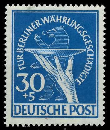 BERLIN 1949 Nr 70 postfrisch ungebraucht 875EC2