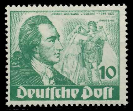 BERLIN 1949 Nr 61 postfrisch 875ED2
