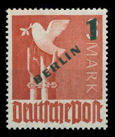 BERLIN 1949 Nr 67 postfrisch 875EF6
