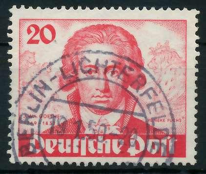 BERLIN 1949 Nr 62 gestempelt 875FBE
