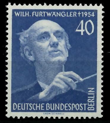 BERLIN 1955 Nr 128 postfrisch 87791A
