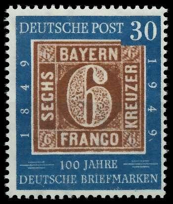 BRD 1949 Nr 115 postfrisch 877D52