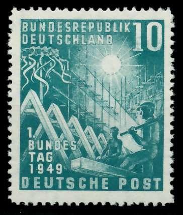 BRD 1949 Nr 111 postfrisch 877D5E