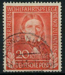 BRD 1949 Nr 119 gestempelt 877D6A