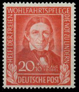 BRD 1949 Nr 119 postfrisch 877D7E
