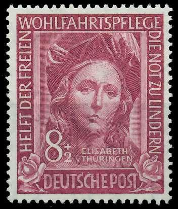 BRD 1949 Nr 117 postfrisch 877D8E
