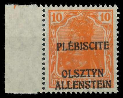 ALLENSTEIN Nr III postfrisch 877DE6