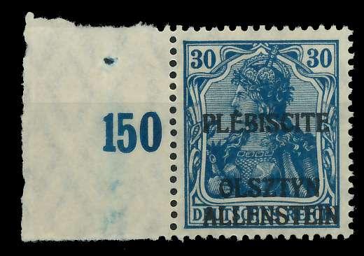ALLENSTEIN Nr V postfrisch 877E02