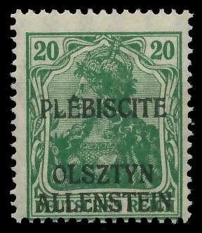 ALLENSTEIN Nr IV postfrisch 877E06