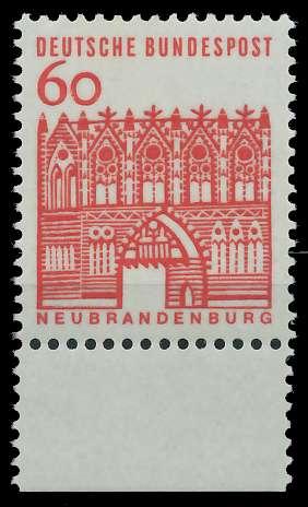 BRD DS D-BAUW 1 Nr 459 postfrisch URA 879022