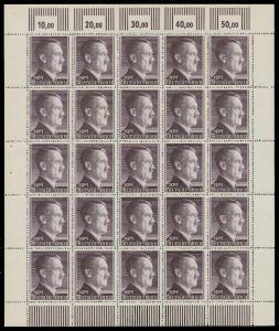 DEUTSCHES REICH 1941 Nr 800B ndgz postfrisch KLEINBG 8790BA
