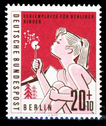 BERLIN 1960 Nr 195 postfrisch S7F828A