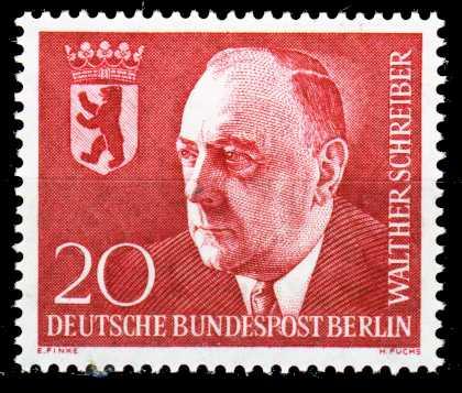 BERLIN 1960 Nr 192 postfrisch S7F8256