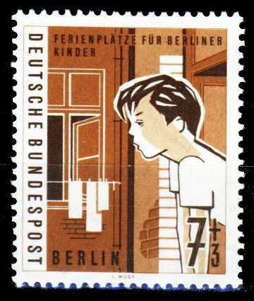 BERLIN 1960 Nr 193 postfrisch S7F8272