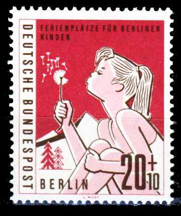 BERLIN 1960 Nr 195 postfrisch S7F827E