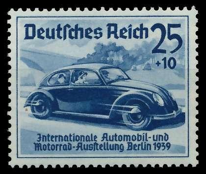 DEUTSCHES REICH 1939 Nr 688 postfrisch ungebraucht 87C2A6