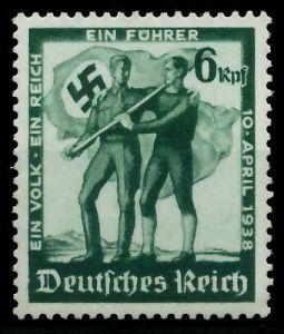 DEUTSCHES REICH 1938 Nr 662 postfrisch 87C2FA