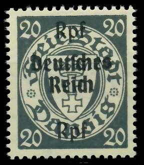 DEUTSCHES REICH 1939 Nr 723 postfrisch ungebraucht 87C376