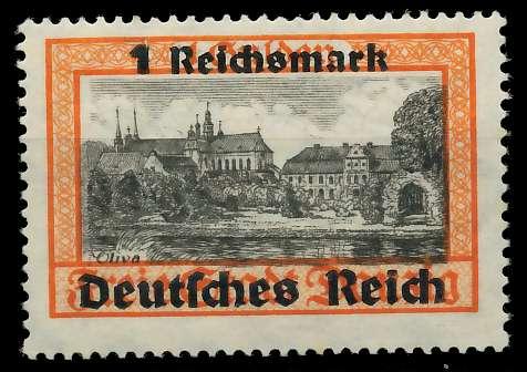 DEUTSCHES REICH 1939 Nr 728x postfrisch ungebraucht 87C37A